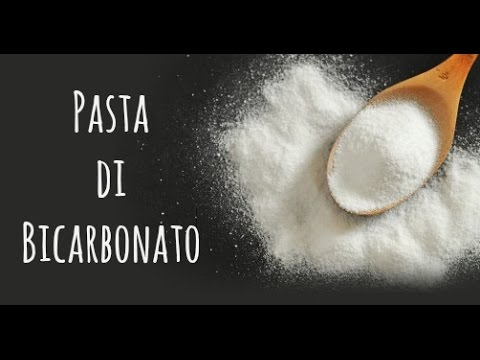 2 tazze di bicarbonato, 1 tazza di amido di mais (o maizena),. Pasta Di Bicarbonato Paste Modellabili Arte Per Te Youtube