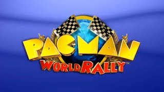 PSP Longplay [011] Pac-Man World Rally