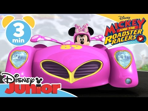 Mickey and the Roadster Racers | Racing Round Rome | Disney Junior UK