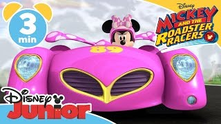 Mickey and the Roadster Racers | Racing Round Rome