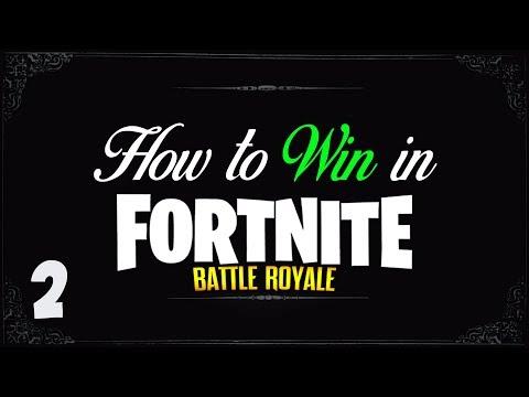 THE HIDDEN NINJA! (HOW TO WIN IN FORTNITE BATTLE ROYALE)