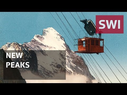Reaching new heights with Swiss cable cars
