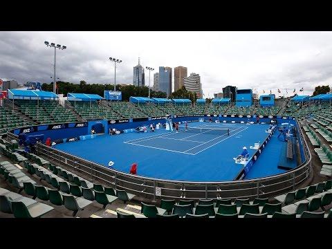 Australian Open Day 7 Court 3