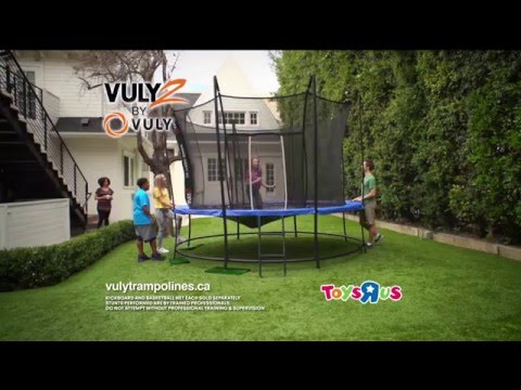 Vuly – 12FT Vuly 2 Trampoline | Toys R Us Canada