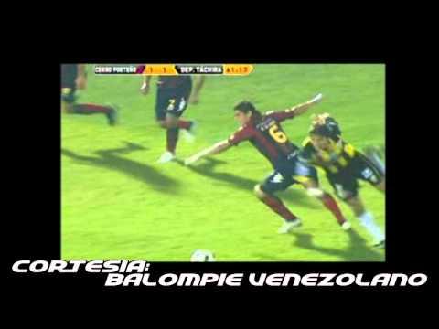 GOLAZO del Barranca Herrera   Cerro Porteño 1-1Dvo Tachira