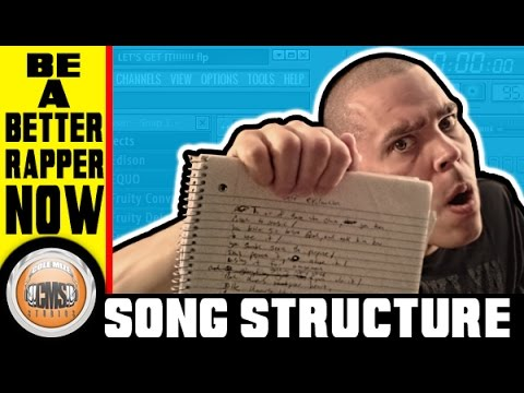 How To Rap: Song Structure - ColeMizeStudios