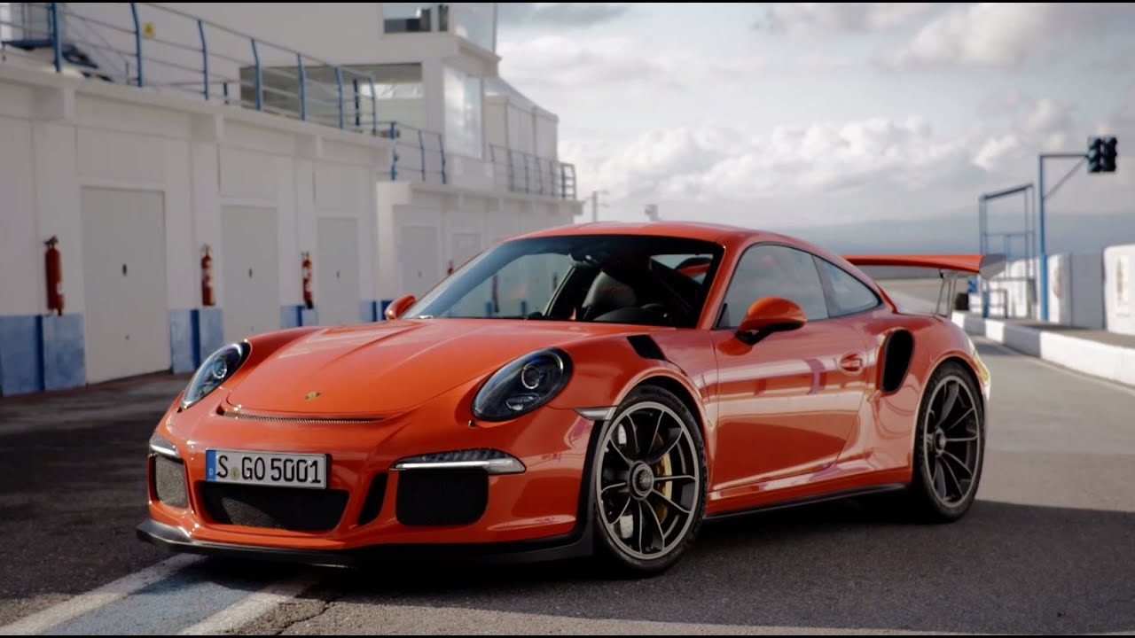 the new porsche 911 gt3 rs limits pushed youtube. Black Bedroom Furniture Sets. Home Design Ideas