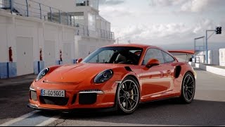 Porsche: The new Porsche 911 GT3 RS - Limits, pushed.