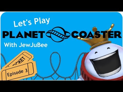 Let's Play Planet Coaster (Vintage Pack) Episode 3  