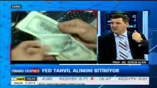Tvnet-Finans Ekspres-Sinem Köseoğlu-23.10.2014