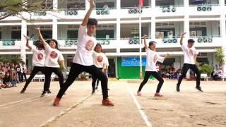12A3 (26/3/2017) Dance: Turn Down For What, Yêu 5, Bombastic...