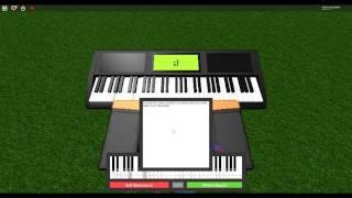 Fantasma dell'Opera - Roblox Piano!