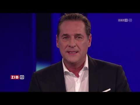 """FPÖ-Chef Strache : """"Merkel ist gemeingefährlich."""""""