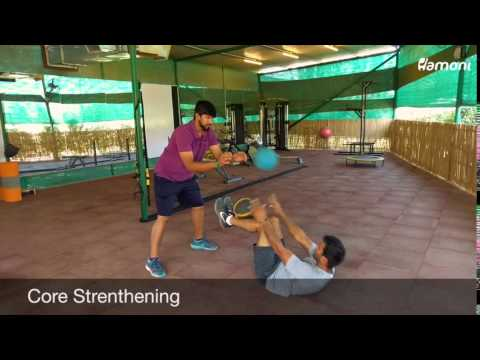 #FitnessFriday- Core Strengthening