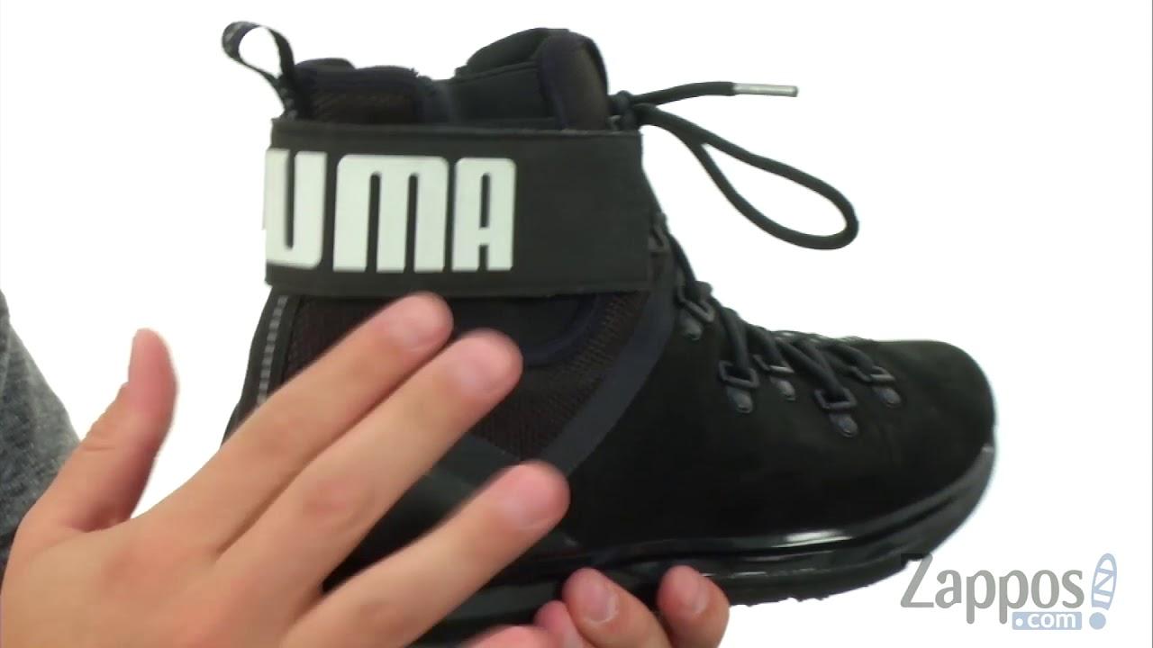 premium selection 04423 e6b44 PUMA Ignite Limitless Boot Leather SKU: 8896795
