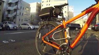 Япония. Обзор моего нового велосипеда. Велосипед для путешествий по Японии. 2016(Япония. Обзор моего нового велосипеда. Велосипед для путешествий по Японии. ▻ Мой видео канал о жизни в..., 2016-02-14T11:06:57.000Z)