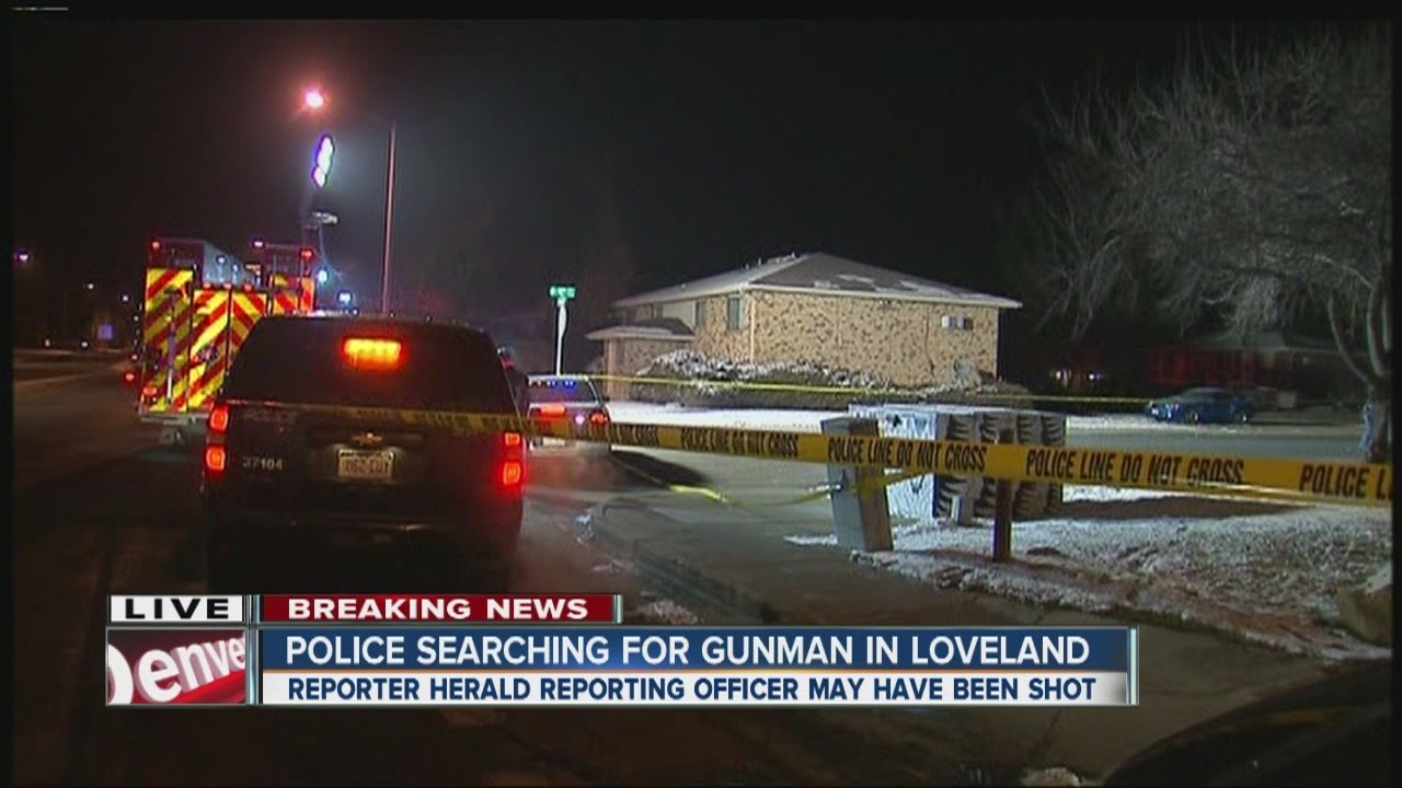 Loveland Police Officer Garret Osilka Shot During Traffic