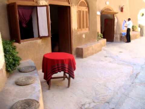 Marhala Hotel, Matmata, Tunis, video tour part 3 of 3