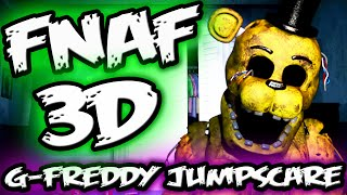 FNAF FREE ROAM 3D GAMEPLAY | Unreal Shift at Freddy's | Five