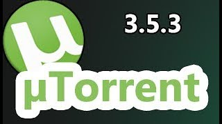 uTorrent 3.5.3 PRO 2018 + activation 100% working