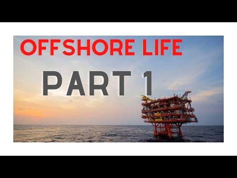 Offshore Life Part 1 - Brunei Water