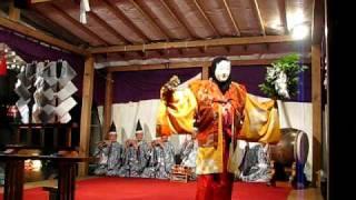 Kagura at Yoshida no Himatsuri, Fujiyoshida, Japan — August 26, 2009 (pt 1)