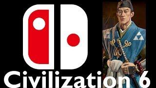 Civilization 6 Switch Edition - Japan - Episode 6
