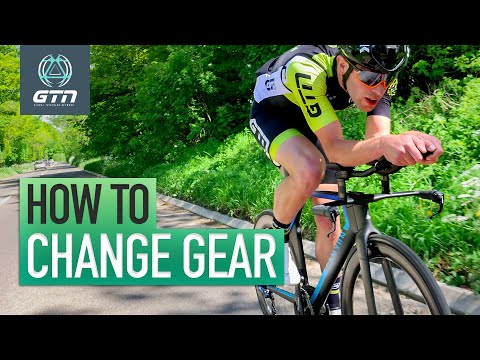 How & When To Change Gear On Your Bike | Beginner Cycling Tips