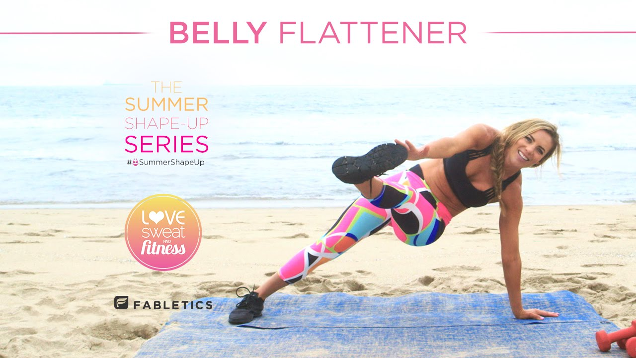 Lab-Tested Belly Flatteners