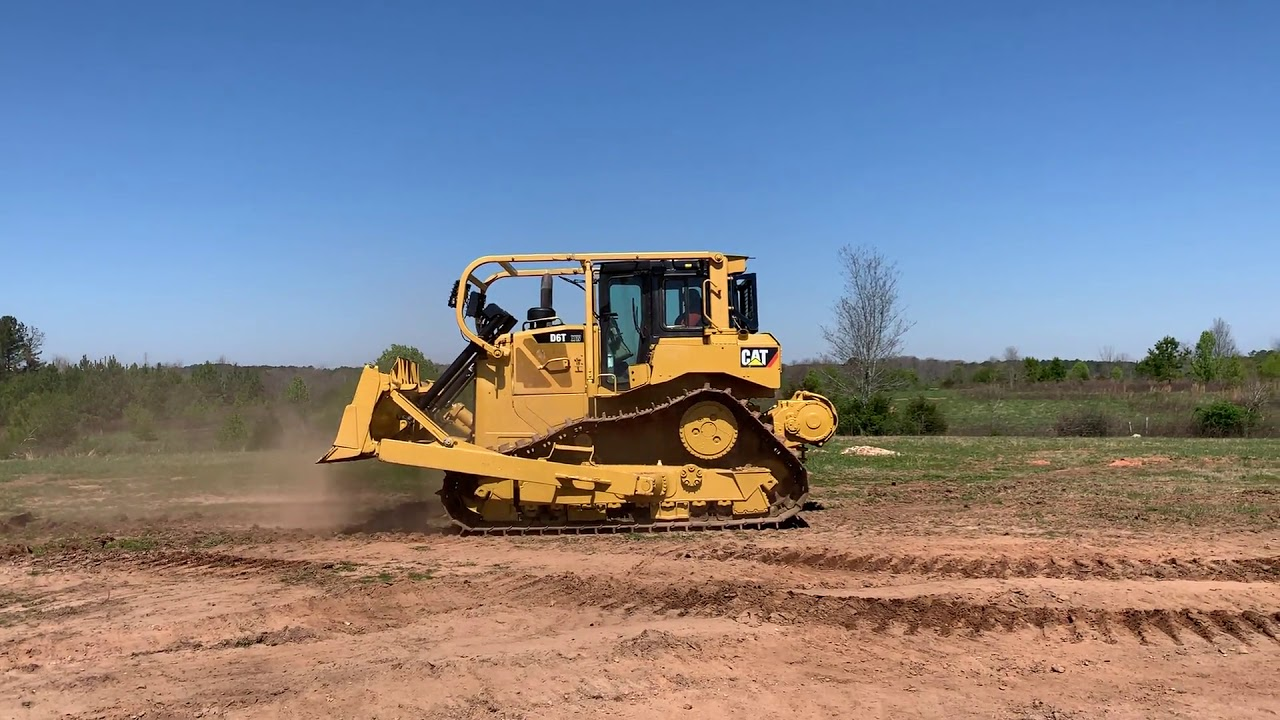 2011 CATERPILLAR D6T LGP For Sale