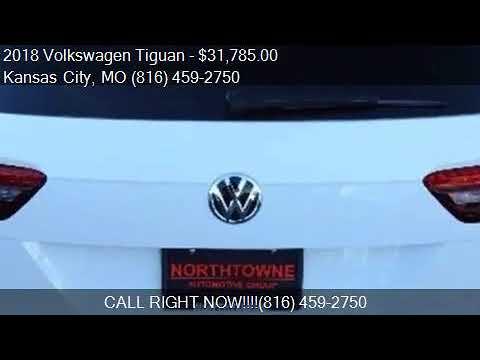 2018 Volkswagen Tiguan 2.0T SE 4Motion AWD 4dr SUV for sale
