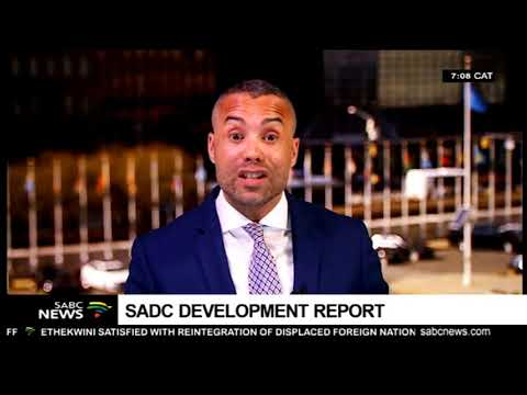 SADC region population and development report released