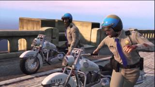 Grand Theft Auto V Gameplay: Gettings Two Trust Fund Kid Cars For Devin