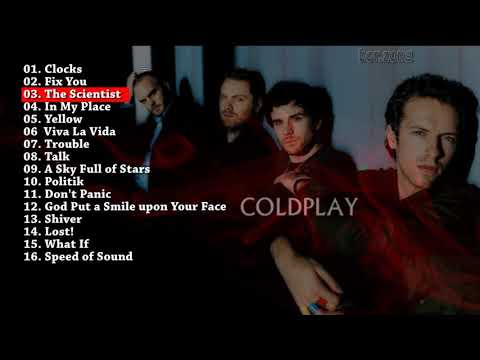 Coldplay  Greatest Hits Playlist