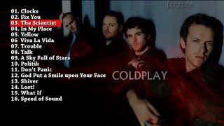 Coldplay - Greatest Hits [Playlist]