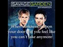 Savage Garden - Crash and Burn lyrics