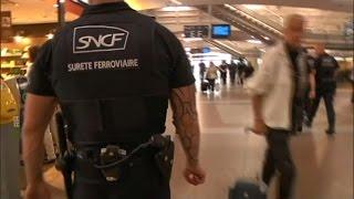 RATP et SNCF: les agents de sûreté autorisés à patrouiller en civil et armés