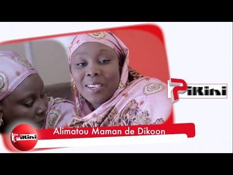 """Alimatou, maman de Dikoon : """"Mes premiers pas dans DIKOON"""""""