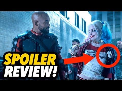 Episode 27: Suicide Squad Reviewed!