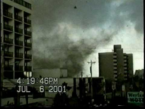 myrtle beach tornado 2001 youtube