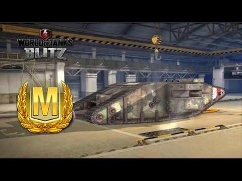 Mark 1 - World of Tanks Blitz (Mastery) (Ace Tanker)