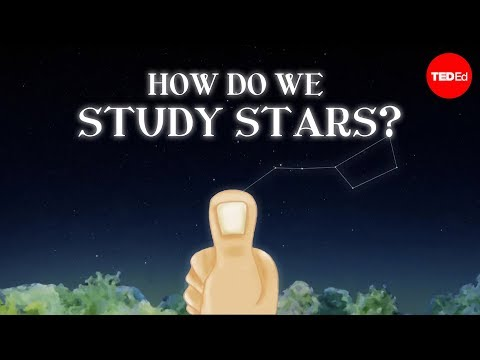 Video image: How do we study the stars? - Yuan-Sen Ting