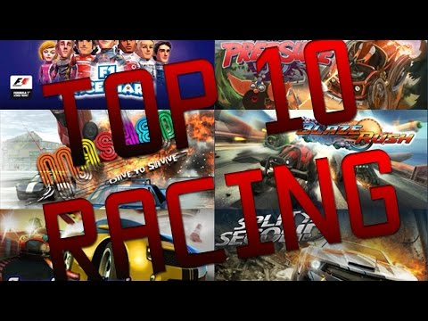 Top 10 | Multiplayer Racing Games - Spliscreen / Same PC