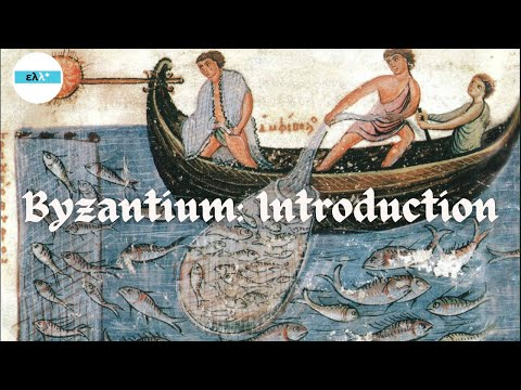 Is Byzantium Even Greek? | Introduction to Byzantine Empire (Eastern Roman Empire)