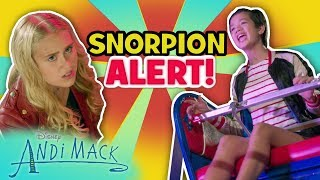 The Snorpion | Mack Chat: S2, Episode 5 | Disney Channel