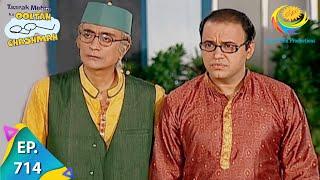 Taarak Mehta Ka Ooltah Chashmah - Episode 714 - Full Episode