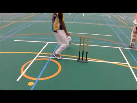 Indoor Cricket Insights: How to bowl effectively indoors