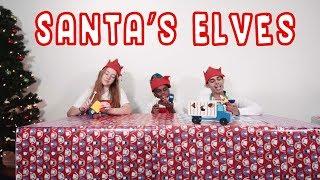 Santa's Elves | David Lopez