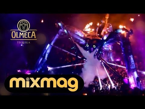 Arcadia: The Story Of The Spider  Switch On The Night by Olmeca Tequila & Mixmag