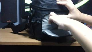 Lowepro Adventura 140 Camera Bag Overview